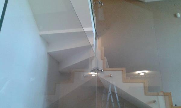 parapetti per scale