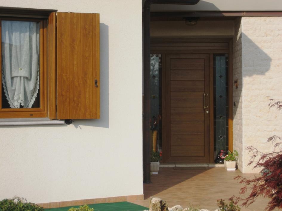 infissi alluminio legno cordenons pordenone