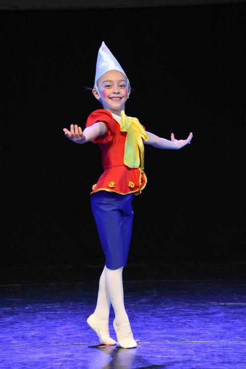 Corsi danza classica bambini torino