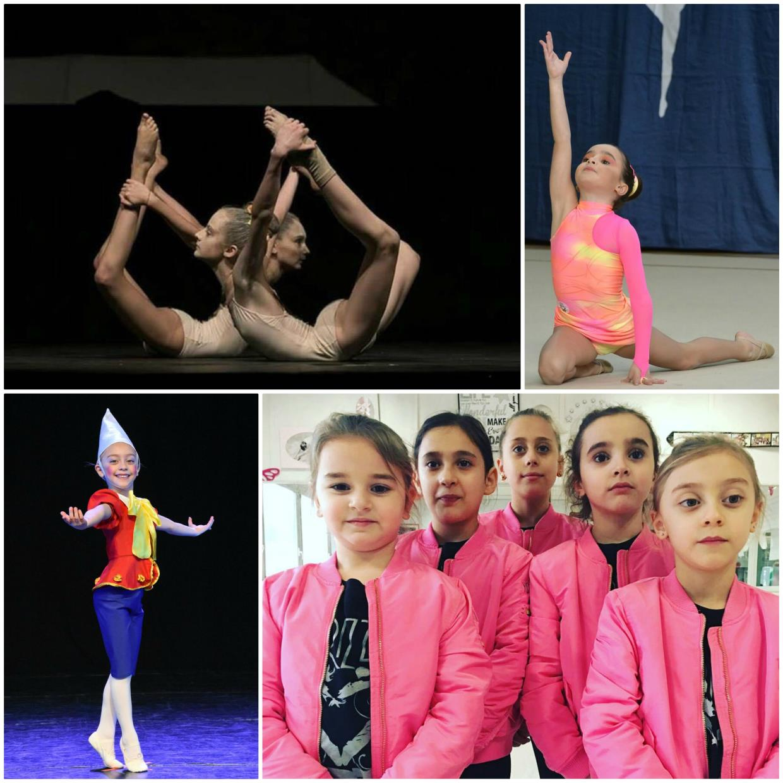 corsi di danza per bambini e ragazzi Torino