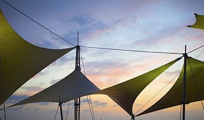 creazione di tendaggi su misura
