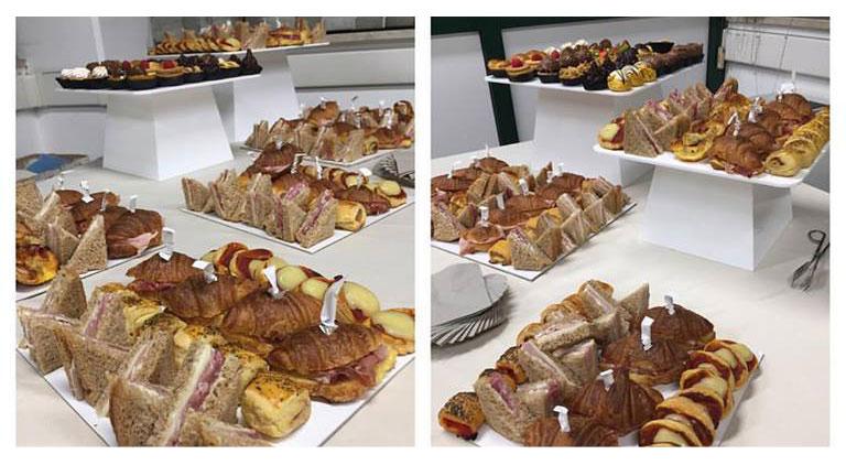 buffet dolce brescia