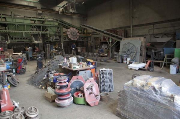 Produzione fusioni in alluminio Parma