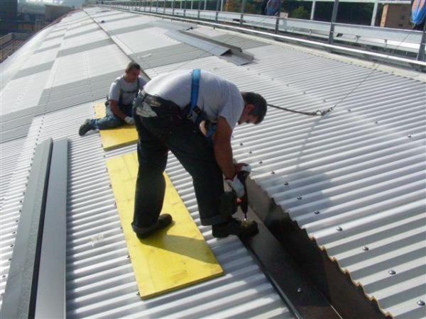 Lattoneria Rossi Fidenza Parma riparazione tetti