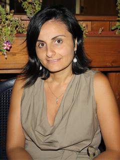 Anna Gardi titolare Casa del busto Faenza