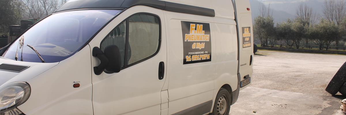 soccorso vendita e riparazione pneumatici
