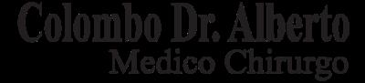 COLOMBO DR. ALBERTO MEDICO CHIRURGO