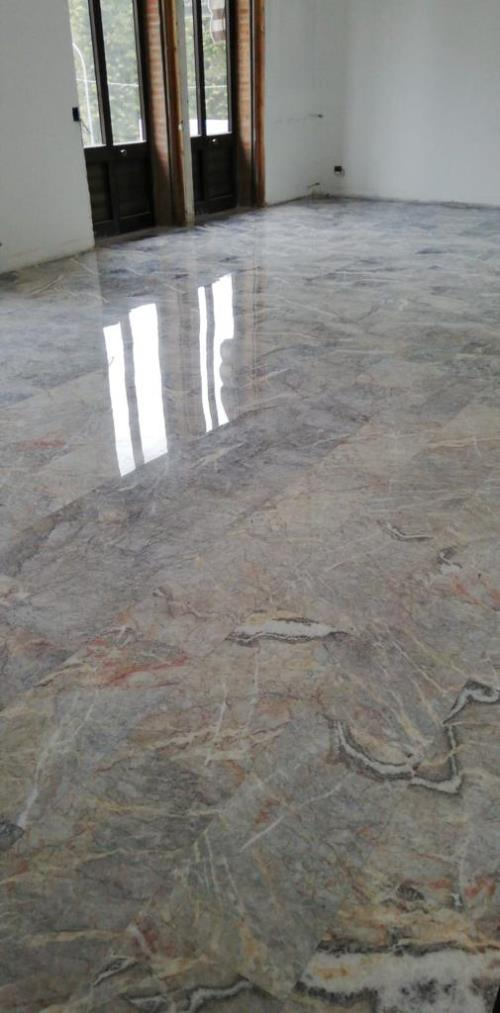 levigatura marmo