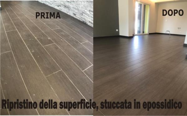 pavimenti rivestimenti trattamenti delle superfici