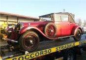 Trasporti auto d'epoca