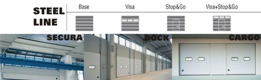 Configurazione Steel Line
