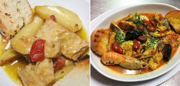 ristorante con cucina marchigiana Ancona