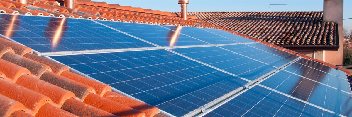 Vendita batterie pannelli fotovoltaici Parma