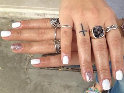nail art Ferrara