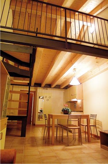Residence con appartamenti in affitto