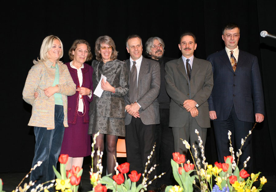 Cerkev nagrade Terzani Trst