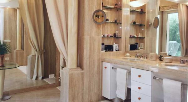 Pavimenti e Rivestimenti Bagno in marmo granito Top bagni e cucina in marmo ardesia granito Sanremo Imperia Costa Azzurra