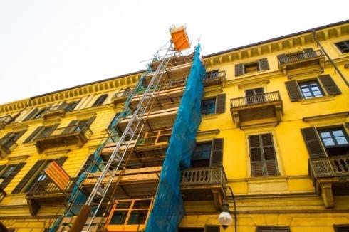 Ascensori da cantiere Edili None Torino