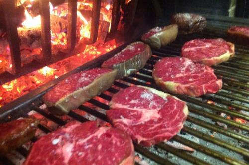 Carne argentina alla griglia treviso