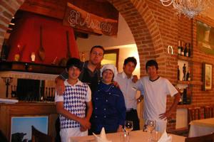 La famiglia trattoria Argentina Treviso