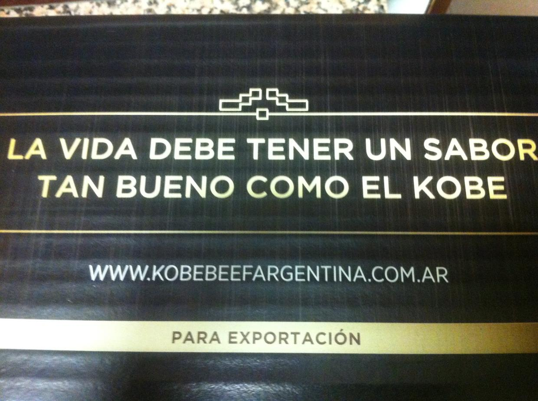 Carne La Trattoria Argentina