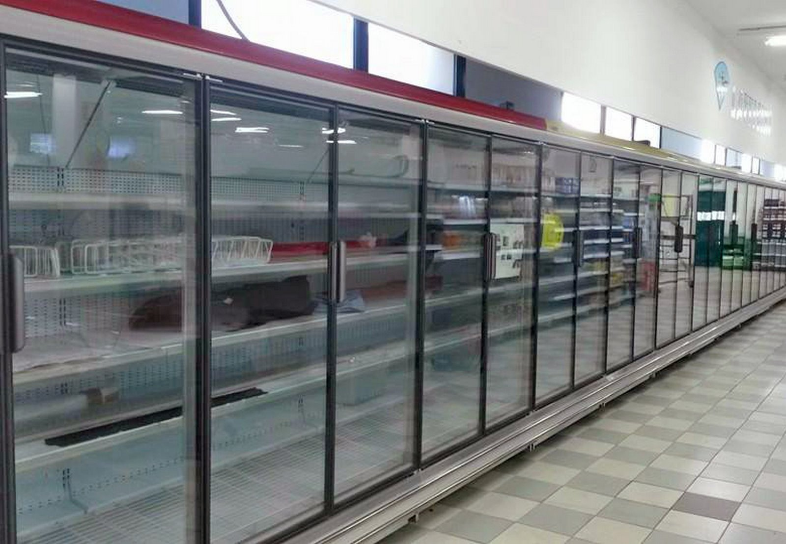 Frigoriferi per supermercati, bar, ristoranti...