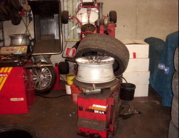 controllo pressione pneumatici bs
