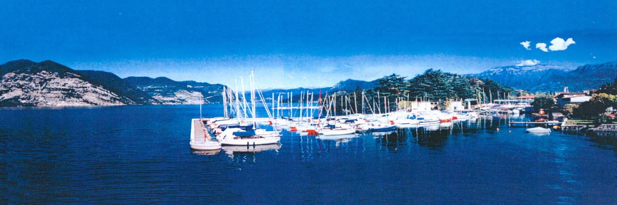 Cantiere navale lago iseo
