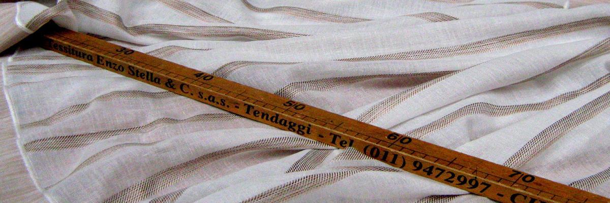 Produzione tendine a metraggio Chieri Torino