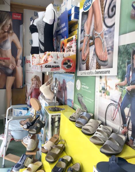 Articoli e prodotti ortopedici