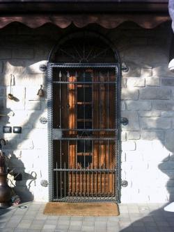 Portoncini in ferro Cologno Al Serio Bergamo