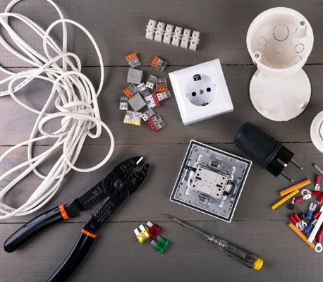 materiale elettrico ts