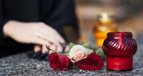 Vestizione della salma, funerale cagliari