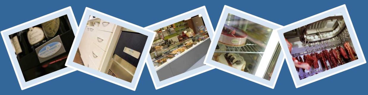 Vendita attrezzature per pasticceria e gelateria Sorbolo Parma
