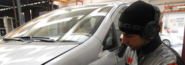 Riparazione auto Bergamo