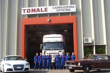 Riparazione veicoli Bergamo