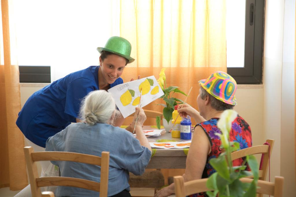Residence del Tempo assistenza anziani