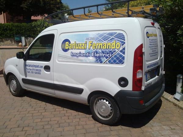 Furgone Barluzzi Fernando a Perugia