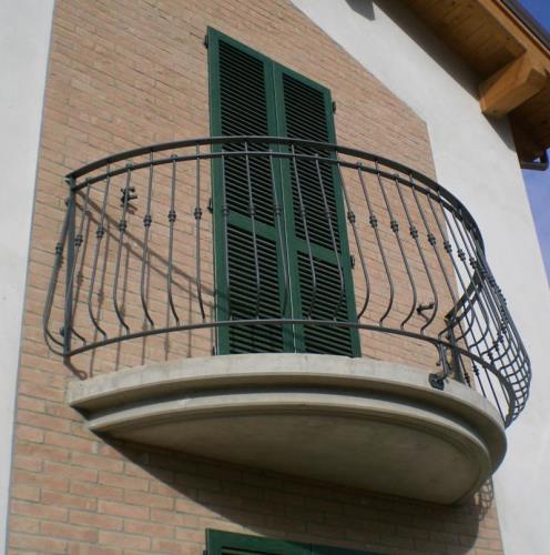 Cancelli in ferro Salsomaggiore Terme Parma