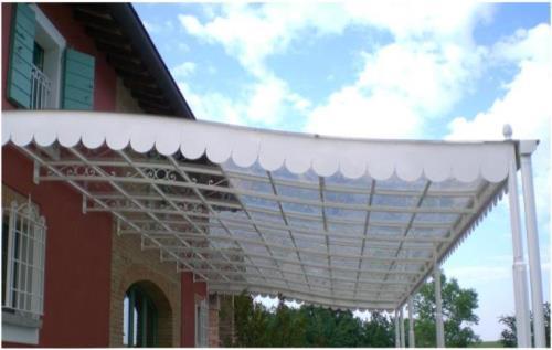 Carpenteria in ferro Salsomaggiore Terme Parma