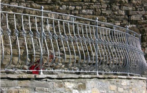 balconi in ferro Salsomaggiore Terme Parma