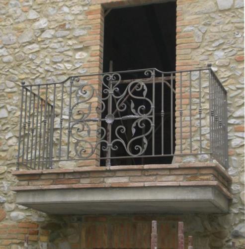 Balconi in ferro Parma Salsomaggiore Terme;
