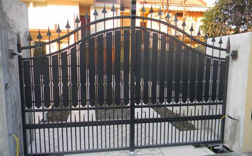 cancelli metallici Brescia