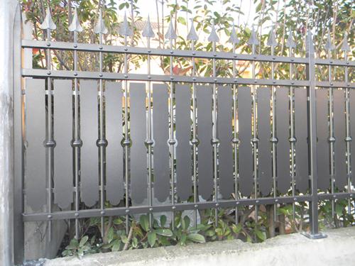 recinzioni in ferro Brescia