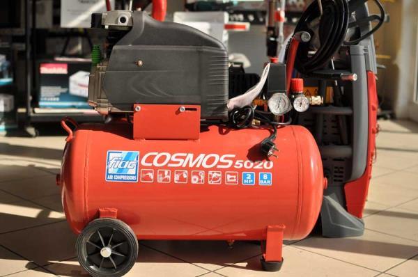 Vendita e assistenza compressori e accessori a Terni
