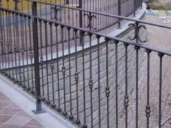 lavorazioni ferro battuto micolino serramenti gorizia