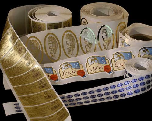 stampa etichette Trieste