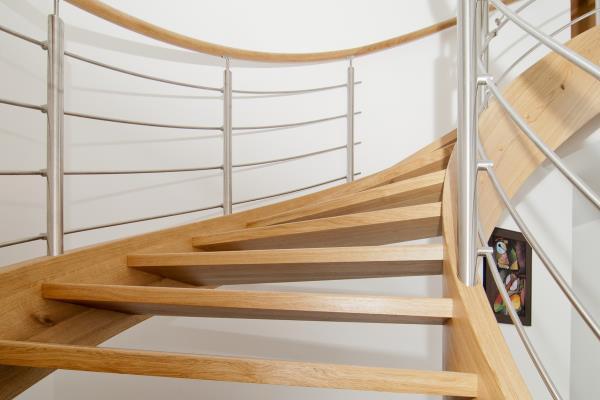 scale in legno Bergamo