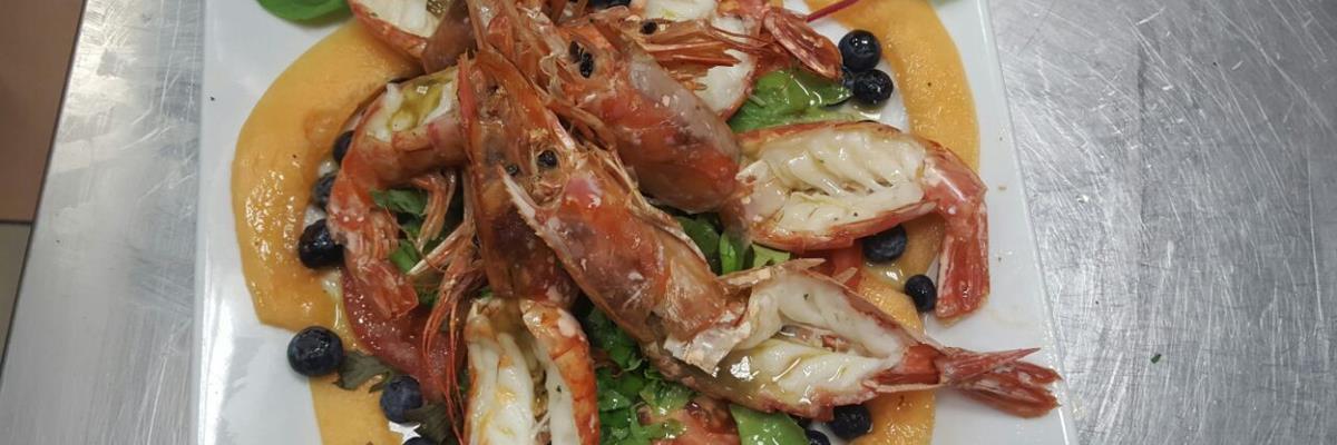 Ristorante pesce Lucca