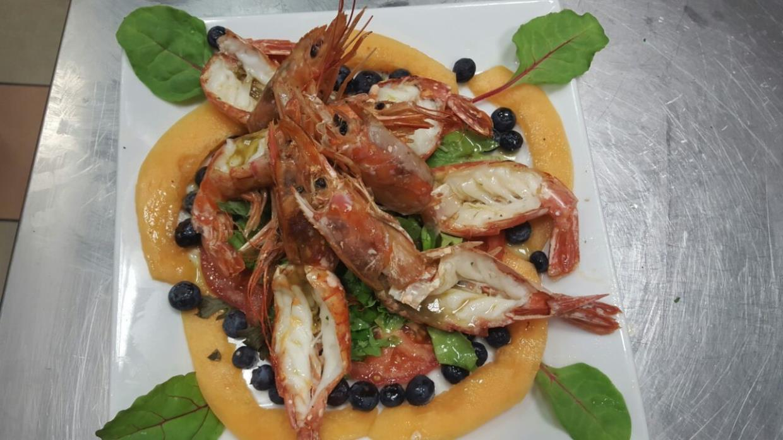 Menù pesce Lucca